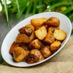 Roasted Potatoes £1.00