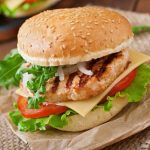 Chicken Burger  £5.00