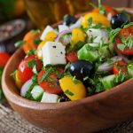 Greek Salad £4.90