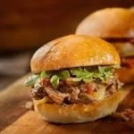 Pulled Beef Roll £7.00